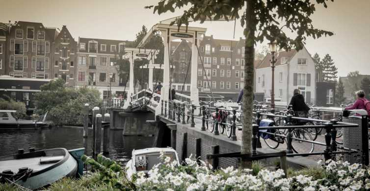 Amsterdam Sightseeing Bike Tours med Guide