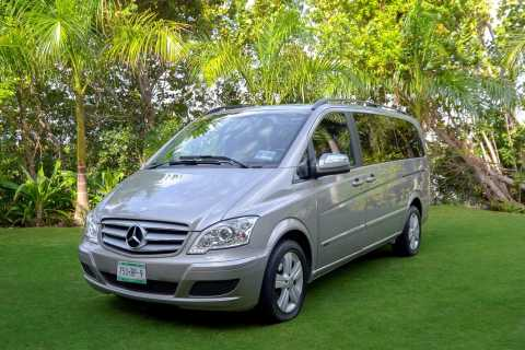 Los Cabos Airport (SJD): Private Deluxe Minivan Transfer