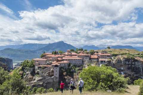 From Kalampaka: 5-Hour Hiking Tour of Meteora