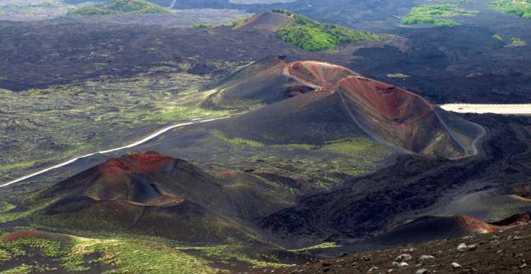 De Catânia: Excursão Monte Etna pela Manhã