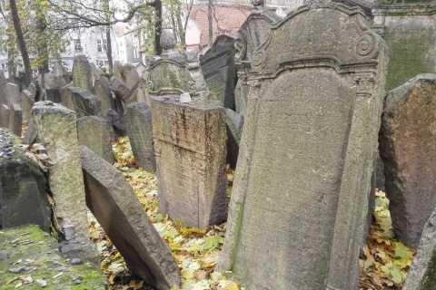 Prag: 3-timmars privat judisk kvarterstur