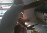 Neapel: Private 3-stündige Familientour mit Pizzabacken