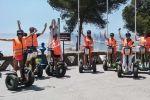 Málaga: Segway City Tour