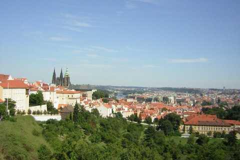 Prague: Private City Tour by Minivan
