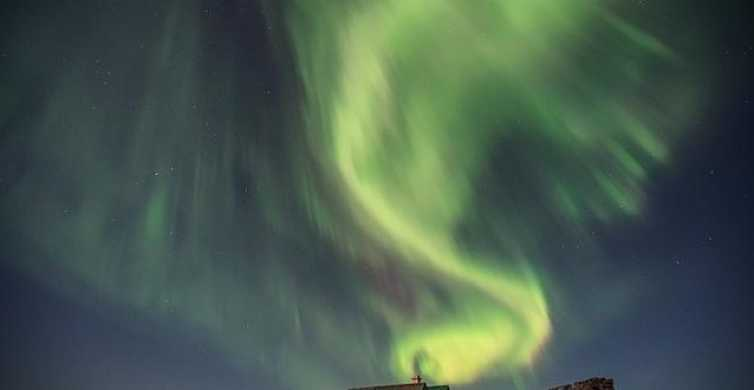 Northern Lights Hunt from Reykjavik by Minibus