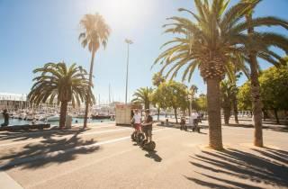 Barcelona: Segway-Tour