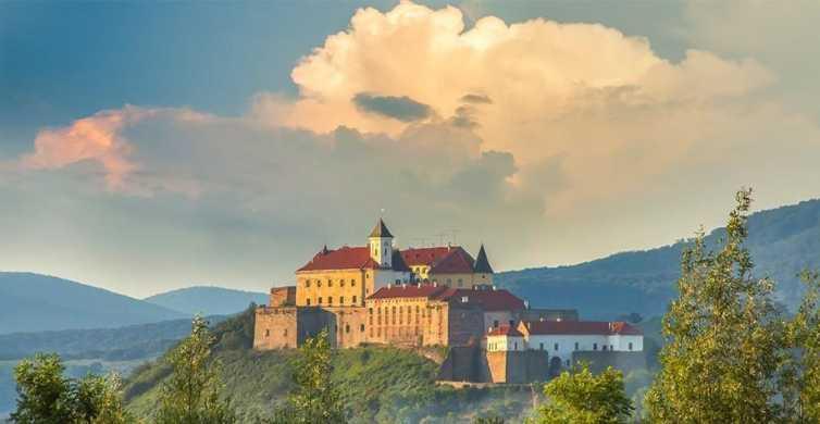 From Lviv: Full-Day Trip to Mukachevo