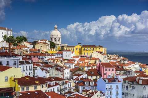 Tour Histórico de 3 Horas em Lisboa