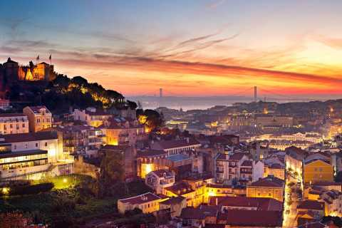 Full-Day Guided Tour of Historical Lisbon and Belém