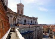 Florenz: VIP-Besuch David, Früheinlass Accademia & Kuppel