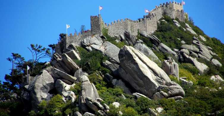 Private Sintra Tour with Wine Tasting & Moorish Castle