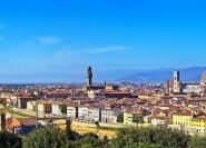 Florenz: Stadtführung & Uffizien