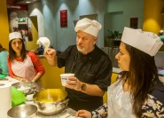 Florenz: Kochkurs mit Marktbesuch