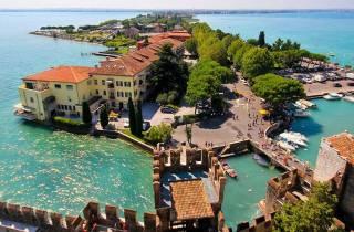 Von Mailand: Ganztägige Discovering Gardasee