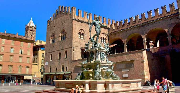 From Milan: Bologna the Capital of Italian Food Tour