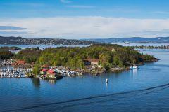 Caminhadas pela natureza de Oslo: excursão por ilha