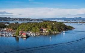 Oslo Nature Walks: Island Hopping Tour