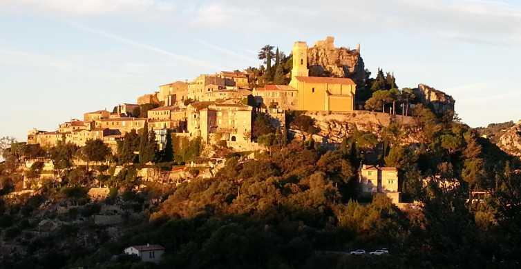 Côte d'Azur: visite touristique privée sur mesure