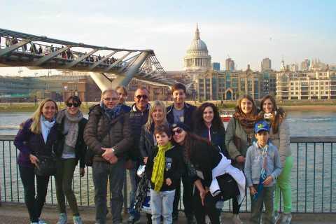 Tour in Italian: Dalla Torre a St.Paul con Tate Modern