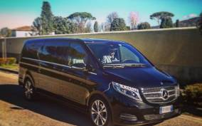 Florence Train Station to City Hotels: Private Transfer