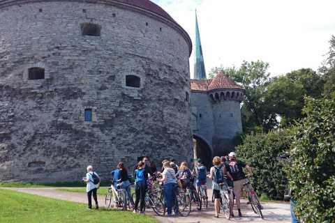 Tour en bicicleta de 2 horas por lo mejor de Tallin