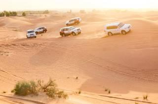 Dubai: Wüstensafari am Nachmittag und BBQ-Dinner