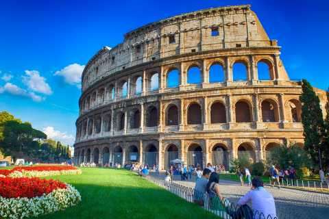 Rome: Private Colosseum & St. Clemente's Basilica Tour