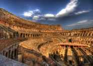 Rom: Colosseum Private Tour mit Forum und Palatin