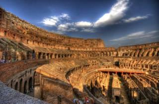 Rom: Colosseum Private Tour mit Forum und Palatin