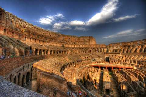 Rome: Colosseum Private Tour w/ Forum & Palatine Hill