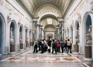 Rom: 3-stündige morgendliche private Vatikan-Tour für Kinder
