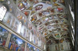 Rom: Private Vatikan-Tour mit Maskenschrank