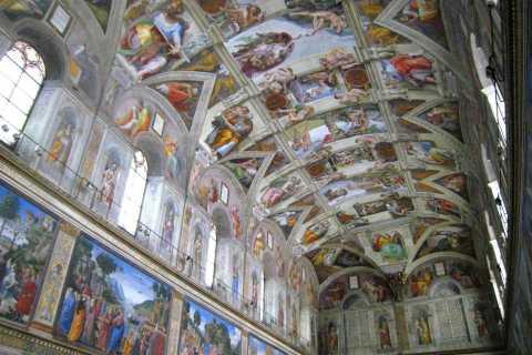 Roma: tour privado del Vaticano con gabinete de las máscaras