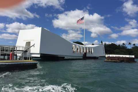 Oahu: tour privado de Pearl Harbor desde Waikiki