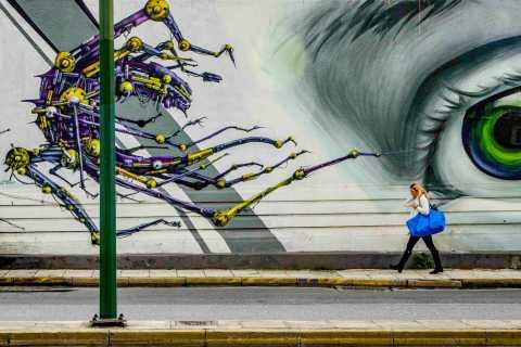 Athen: Streetart-Tour