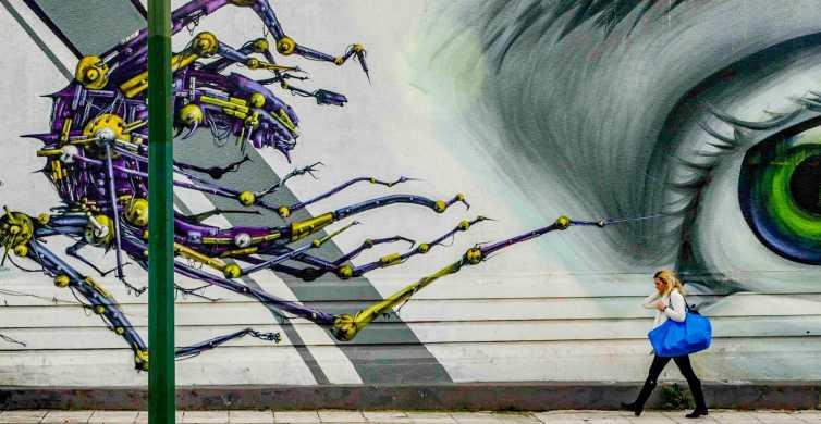 Athènes: visite guidée autour de l'art de rue