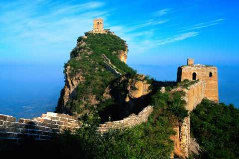 Beijing: Jinshanling Great Wall Group Tour with Lunch