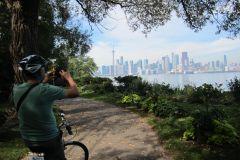 Ilhas Toronto: Excursão de bicicleta matutina ou crepuscular de 3,5 horas