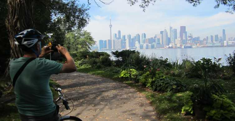 Toronto Islands: Morning or Twilight 3.5-Hour Bike Tour