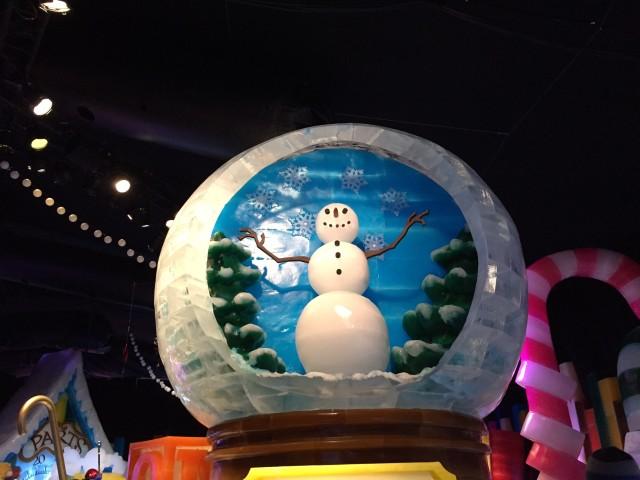 Bild Orlando: Weihnachten mit Schnee, Eis und Lebkuchen