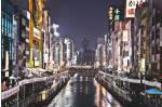 things to do at night in osaka | osaka: soul of kansai tour with japanese snacks