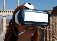 Low Cost Pompeji 3D VR Tour - Nur Tourassistent