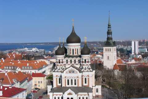 Tallinn: Highlights Shore Excursion with Return Transfer