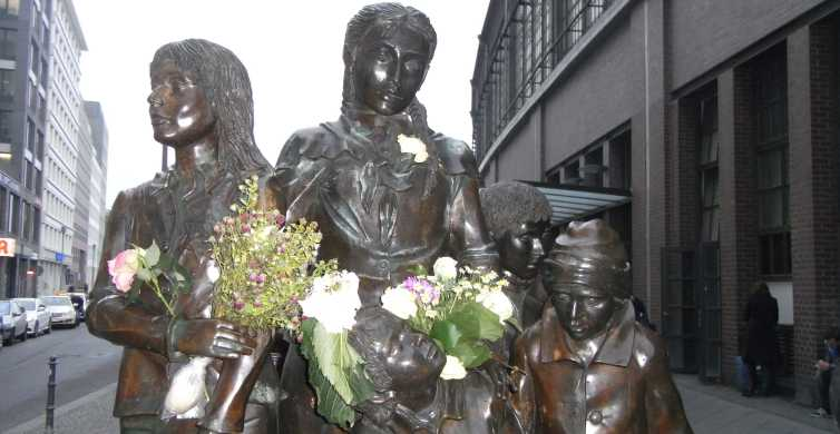 Berlin: Jewish Heritage and History Private Guided Tour
