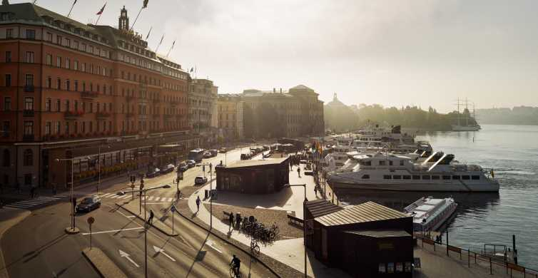 Bienvenidos a Estocolmo: tour privado con un guía local