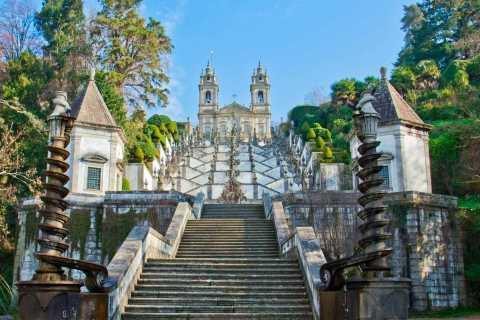 Ab Porto: Private Tour nach Braga & Guimarães