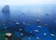 Privater Bootsausflug von Neapel nach Capri und Positano