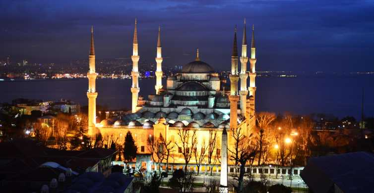 Istanbul Welcome Tour: Private Tour with a Local