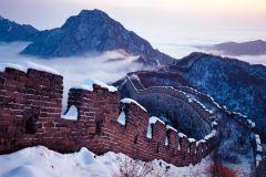 De Pequim: Excursão de dia inteiro em Badaling na Great Wall & Ming Tomb