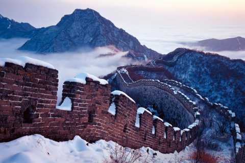 From Beijing: Badaling Great Wall & Ming Tomb Full-Day Tour